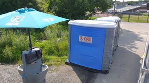 Porta potty for Sale in Peabody, MA