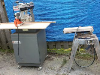 Beld Sander And Arm Saw for Sale in Portland,  OR