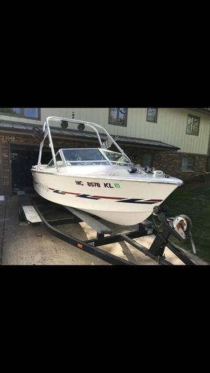 1977 correct craft ski boat for Sale in Schaumburg, IL