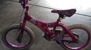 16 inch girls bike for Sale in Fresno, CA
