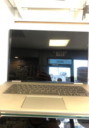 lenovo yoga laptop for Sale in San Antonio, TX
