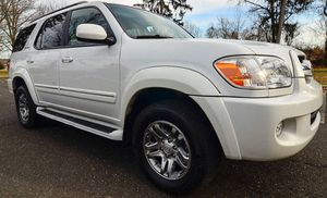 1400$$Pricelesss2OO5 Toyota Sequoia Limited 4WDWheelesClean for Sale in Natoma, KS