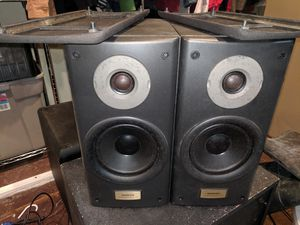 Onkyo speakers for Sale in New Bedford, MA