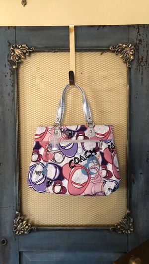 Coach Poppy Tote Bag for Sale in CT, US