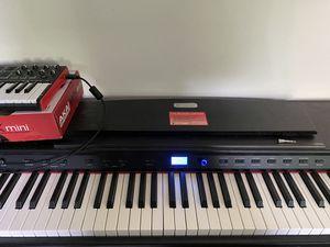 Electric piano, Akai Mini, Fender Amp for Sale in Tucker, GA