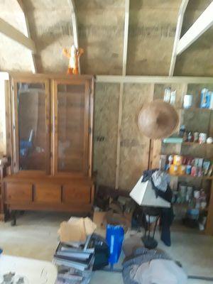 Antique Gun Cabinet for Sale in Gaffney, SC