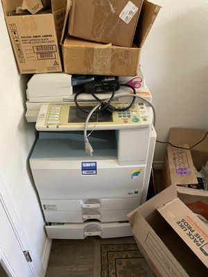 Savin business printer scanner etc for Sale in Thornton, CO