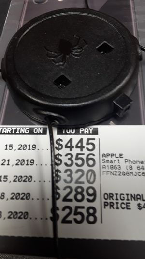 Apple IPhone 8 64GB Space Grey AT&T for Sale in Marietta, GA