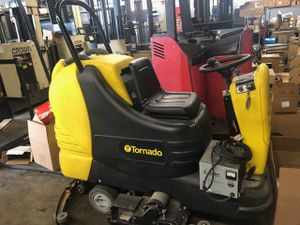 Tornado Floor Scrubber , shop floor cleaner , small compact unit for Sale in Upland, CA