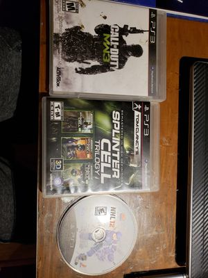 Playstation 3 games for Sale in Norwalk, CA