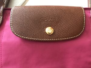 Longchamp purse -authentic for Sale in Palm Beach Gardens, FL