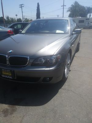 2007 BMW 5 Series for Sale in San Bernardino, CA