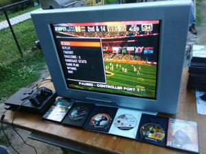 Sony 27 inch retro gaming TV with Component, s video and RCA ports for Sale in Washington, DC