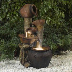 Outdoor/Indoor Fountain with Illumintation for Sale in Henderson, NV
