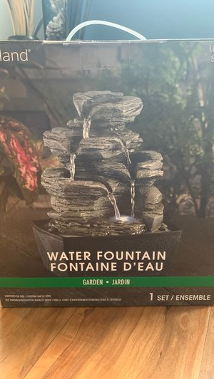 Water fountain for Sale in Tacoma, WA
