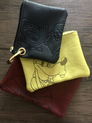 Loungefly x Disney *rare* Kingdom Hearts purse / coin pouch for Sale in Bellingham, WA