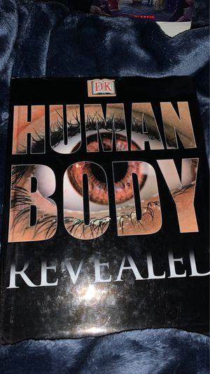 Human Body Revealed for Sale in Riverside, CA