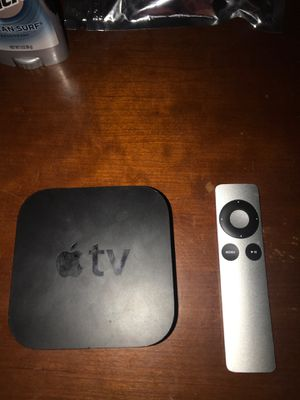 Apple TV 4K resolution (3rd generation) for Sale in Milford, CT