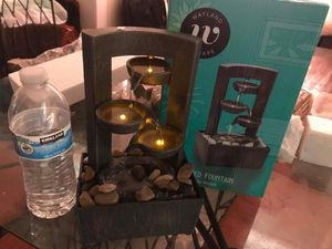 new water fountain uses batteries FIRM PRICE NO DELIVERY CASH OR TRADE FOR BABY FORMULA for Sale in Los Angeles, CA