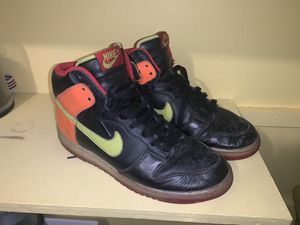1of1 Nike Halloween Dunks for Sale in Tacoma, WA