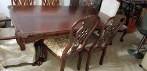 6 piece dining table for Sale in Silver Spring, MD