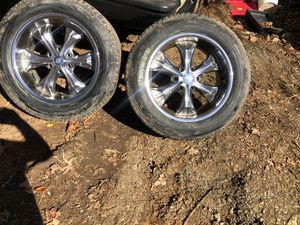 SSR 20s 33 tires go with for Sale in Madison Heights, VA