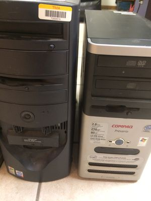 Desktop computer - several computers most pentium 4 and core duo for Sale in Lakewood, CO
