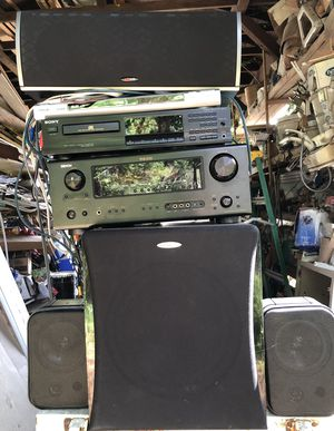 Electronics, stereo system equipment for Sale in Orlando, FL