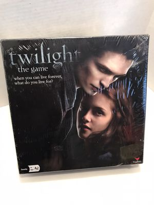Twilight the game, New family game for Sale in GALIVANTS FRY, SC