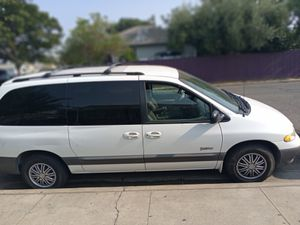 Dodge voyager Espresso 98 for Sale in Valley Home, CA