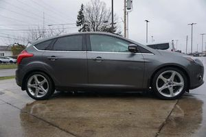 2012 Ford Focus Titanium Hatchback for Sale in Canton, OH