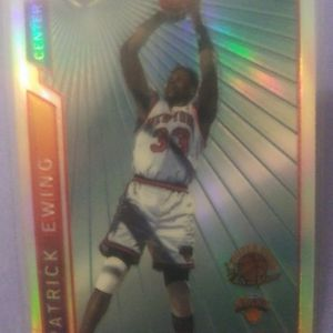 1996 Topps Mystery Finest Refractor Patrick Ewing for Sale in Redmond, OR