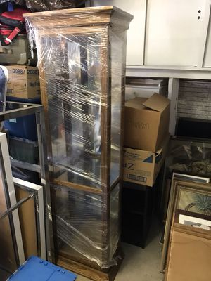 Glass Cabinet for Sale in Culver City, CA