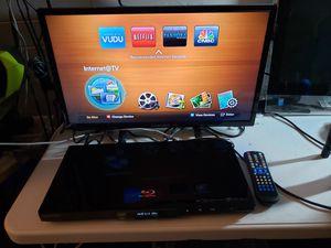 SAMSUNG BLU RAY DVD PLAYER MODEL BD-C6500 for Sale in Glendale, AZ