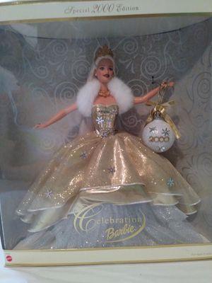 Celebration Barbie 2000 for Sale in Walled Lake, MI