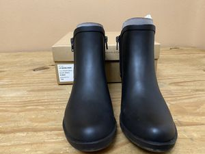 Lucky Brand black boots for Sale in Bakersfield, CA