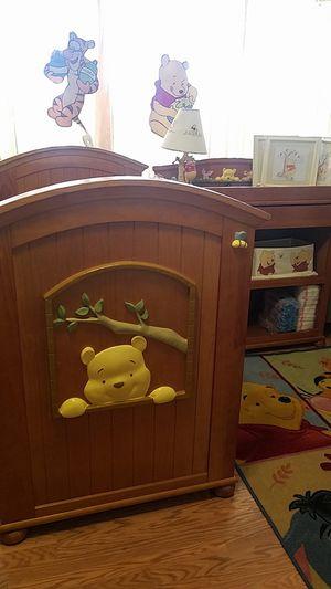 Winnie the Pooh Nursery for Sale in Riverside, CA