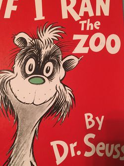 If I Ran the Zoo By Dr. Seuss for Sale in Lake Mary,  FL