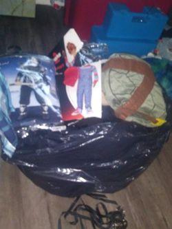 Big Bag Boy Clothes Size 14 Husky for Sale in Fresno,  CA