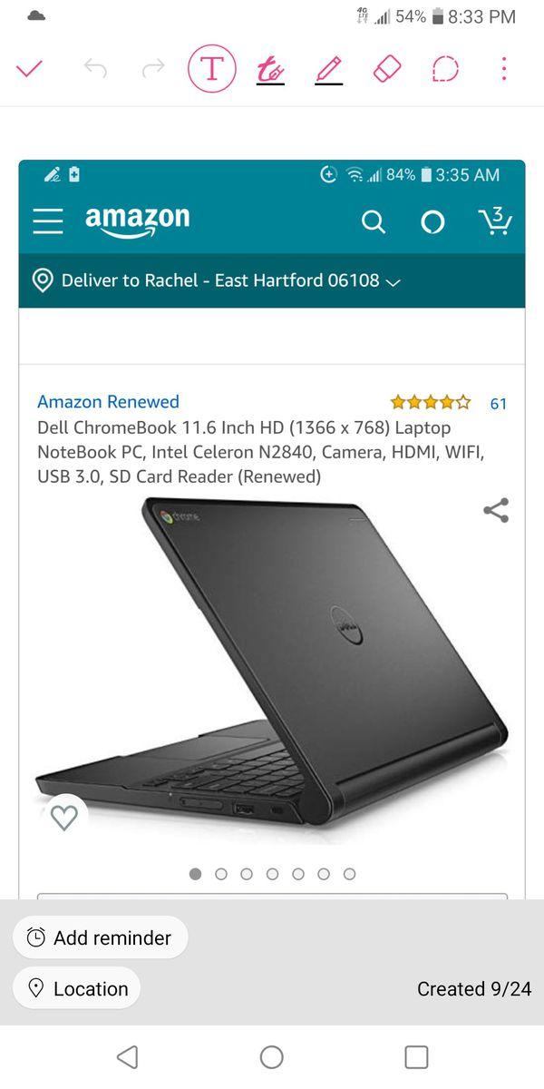 Dell Laptop Refurbished brand new $70 OBO