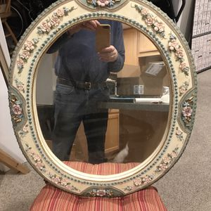 Victorian Oval Mirror for Sale in Potomac, MD