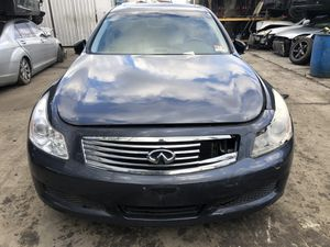 Infinity G37x 2009 parting out only for Sale in Clifton, NJ