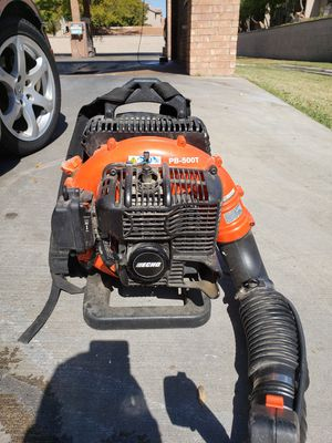 Backpack blower for Sale in Dallas, TX