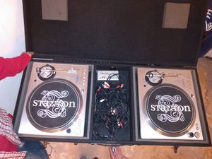 Stanton turntable for Sale in Denver, CO