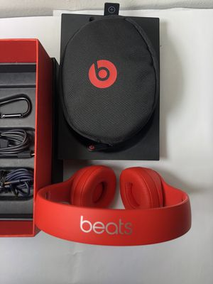 Beautiful & Stylish Beats Solo 3 On-Ear Wireless Head Phones for Sale in Culver City, CA