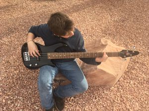 Rouge Bass Guitar for Sale in Las Vegas, NV