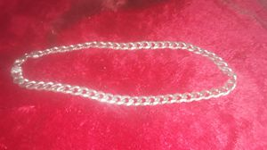 Silver chain for Sale in Joint Base Lewis-McChord, WA