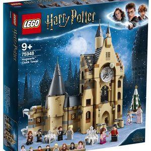 Hogwarts Harry potter Lego clock for Sale in Arlington, VA