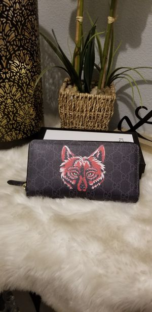 951c19bf147 New and Used Gucci wallet for Sale in Farmville