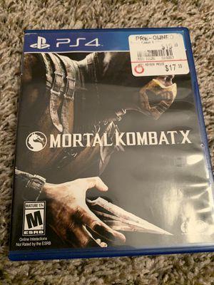 Mortal Kombat X for Sale in Hialeah, FL
